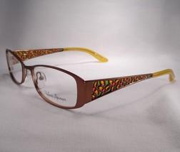 VALERIE SPENCER 1941 Mocha Brown Women Eyeglass Frames EYEWEAR - $77.80