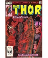The Mighty Thor Comic Book #326 Marvel 1982 VERY FN/NEAR MINT NEW UNREAD - $3.99