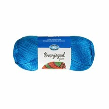Overjoyed Yarn in Blue, Bulky 5