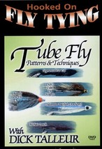Hooked on Fly Tying - Tube Fly Patterns & Techniques