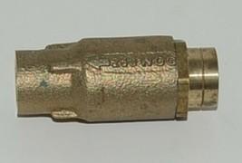 Watts LF601S 3/4 Inch Maxi Flo Check Valve Lead Free Brass Body Silent Operation image 1