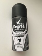 Degree Men UltraClear Antiperspirant Deodorant Spray Black+White 1 Oz Case Of 24 - $73.50