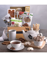 Coffee Talk: Gourmet Coffee Gift Basket - $72.99