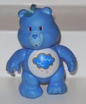 1984 Kenner Care Bears Grumpy Bear Poseable Figure Vintage 80's - $14.00