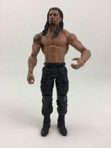 Roman Reigns The Shield Basic WWE Wrestler Action Figure Toy Mattel 2013 - $10.84