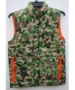 "LNG Clothing Equipment Boys XL 40"" Pit to Pit Camo Camouflage Vest Hidde... - $24.74"