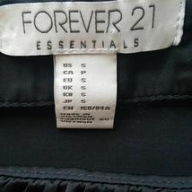 Forever 21 Essentials Dress Women's Size S Black Gray DB13 image 8