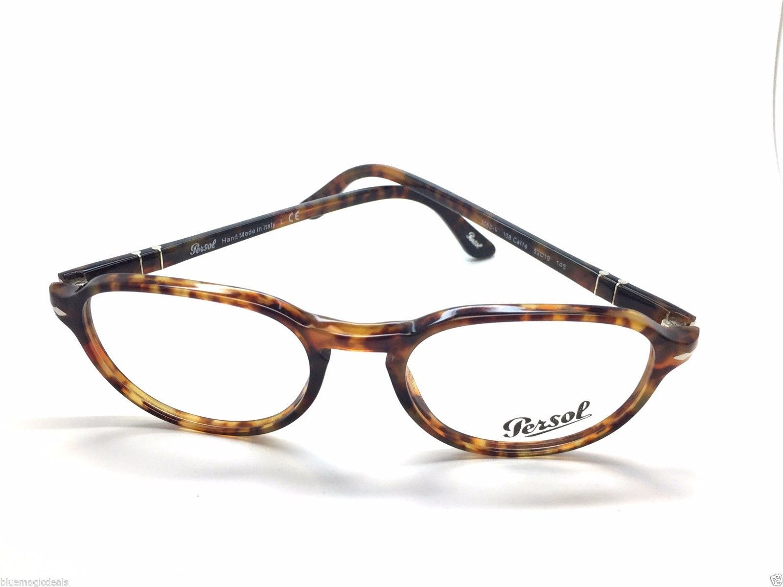 5f4402a83071b New Persol 3053-V Caffe Eyeglasses Frames and 50 similar items