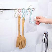 ZRM&E 3PCS Multifunction S Shape Hook Hanger for Home Kitchen Bathroom Bedroom S image 2