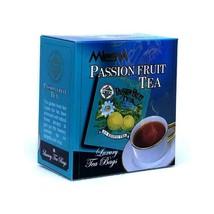 Mlesna Passion Fruit flavored Ceylon 10 tea bags - $4.85