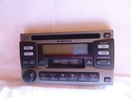 95-07 Subaru Legacy Baja Weather Band Radio Face Plate P117 86201AC430 N... - $13.86