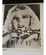 "Large Carmel Myers Poster from 1920S Ben Hur Black and White 23"" x 29"" - $33.25"