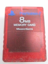 Sony Playstation 2 PS2   8 MB Memory Card Magic Gate N1158 - $11.16 CAD