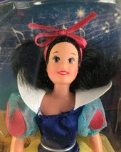 Disney Musical Princess Collection Snow White Doll Mattel 1994 No Music On Stand - $14.03