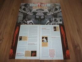 Jimi Hendrix-1995 magazine article - $5.72