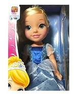 "Disney Princess Cinderella 15"" Toddler Doll - $66.48"