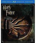 Harry Potter and the Chamber of Secrets (Blu-ra... - $8.00
