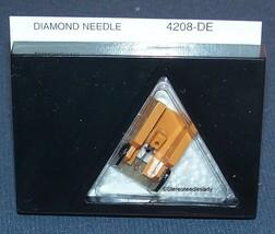 STYLUS RECORD PLAYER NEEDLE for Audio Technica ATN-120E AT-120E 4208-DE 208-DE image 2