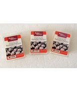 X3 Packs of Better Homes And Gardens Chocolate Peppermint Truffle Wax Me... - $59.99