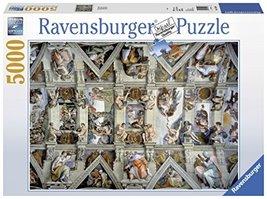 Ravensburger Sistine Chapel - Puzzle (5000-Piece) - $39.99