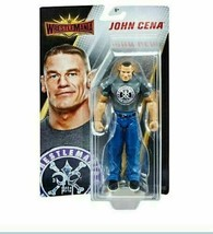WWE WrestleMania John Cena Action Figure WWE WRESTLING 2018 Mattel NEW - $15.46