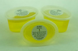 Pineapple scented Gel Melts for tart/oil warmers - 3 pack - $5.95