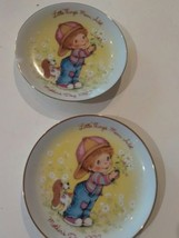 Vintage Little Things 1982 Mothers Day Dish - $3.99