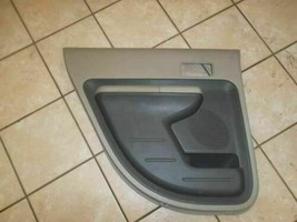 Door Trim Panel, Rear Driver 7T4Z-7827407-AC Ford EDGE 2010 2009 2008 2007 - $108.04
