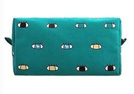 Creative High-capacity Makeup Bags/Storage Bags(Green) image 1
