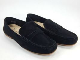 Isaac Mizrahi Live! Louise Size 6.5 M Women's Suede Moccasin Slip On Flat Shoes - $29.69