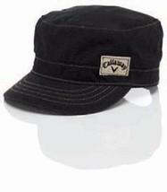 New Ladies Callaway Military Golf Cap. Black - $14.63