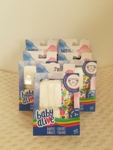 Baby Alive Diapers Refill 30 Count Brand New - $30.96
