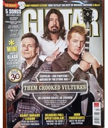 GUITAR Magz Mar 2010: Them Crooked Vultures, Randy Rhoads Tribute Bass, ... - $7.95