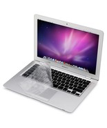 Comma MacBook Cover for MacBook Keyboards US layout Transparent Free Del... - $29.79