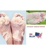 Exfoliating Foot Peeling Mask Feet Peel Mask Sheds Skin Calluses Feet US... - $4.18