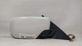 2001-2003 Bmw 530i Passenger Right Side View Power Door Mirror White 79580 - $199.00