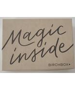 Empty Decorative Makeup Birchbox Box April 2017, Inside Out Theme - $1.81
