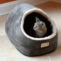 Armarkat Machine Washable Sage Green Cat Bed - $50.33