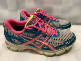 ASICS Gel-Enhance Ultra 2.0 Course Femmes Chaussures Taille 6.5 Rose Ble... - $14.02