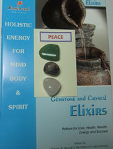 Gemstone and Crystal Elixirs - 'PEACE' Includes 3 Gemstones & 2 Great bo... - £3.81 GBP