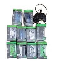 PowerA Xbox One Windows 10 Wired Controller Lot of 11- - $53.22