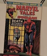 Marvel Tales #56 dec 1974 - $2.95