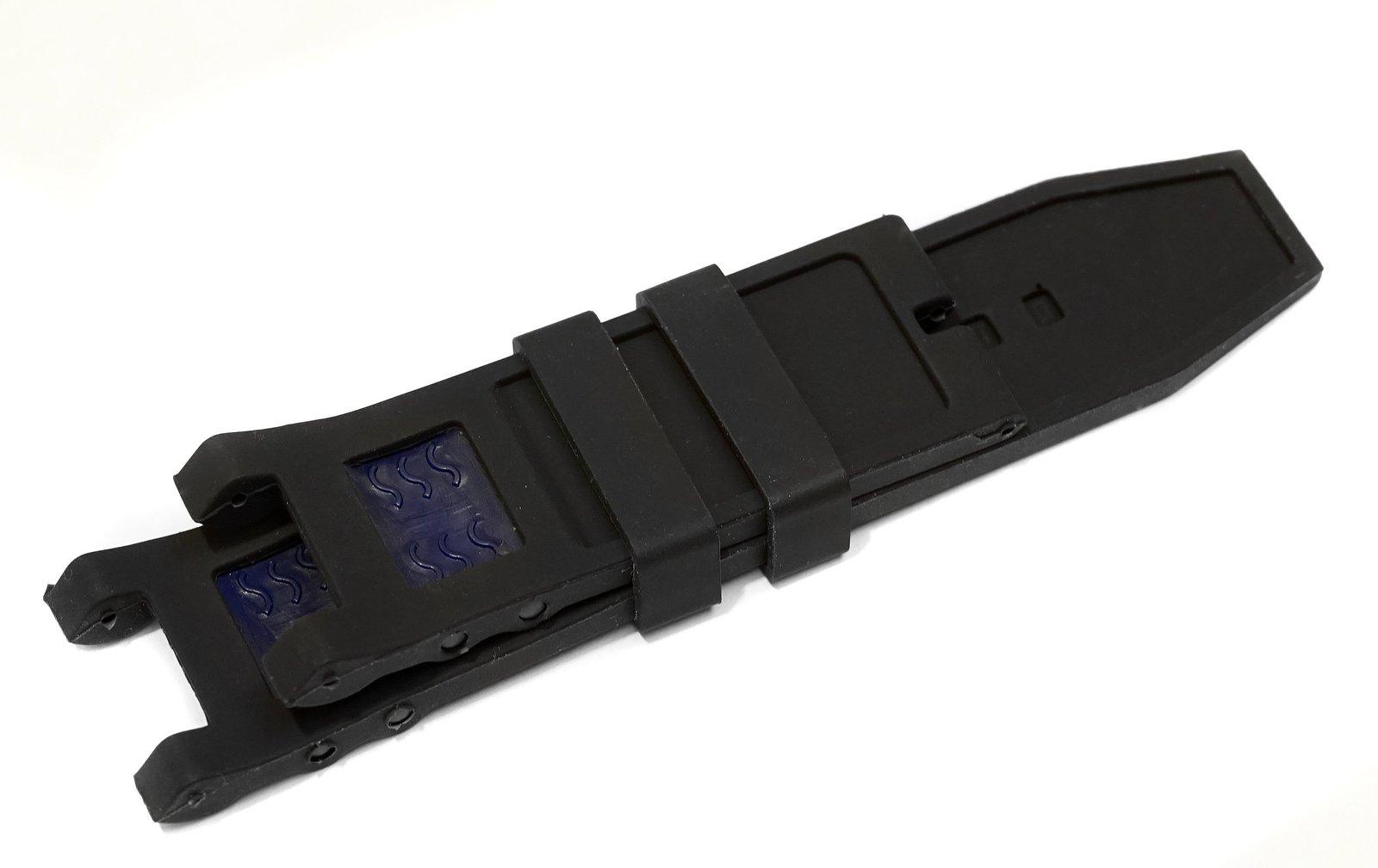 Silicone Rubber Watch Band Strap For Invicta Subaqua Noma III 6043 Top Quality
