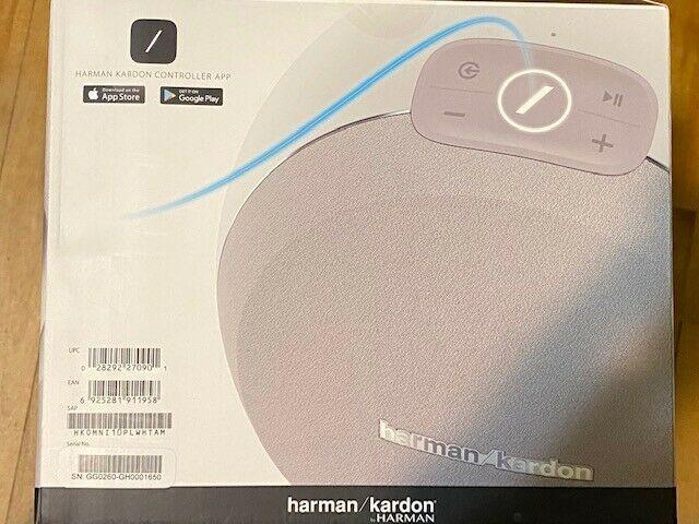 Harman Kardon Omni 10 Plus Wireless HD Speaker Brand New