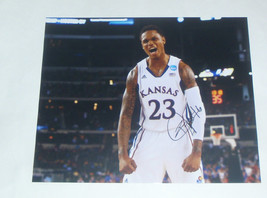 Ben McLemore Signed Kansas Jayhawks (Sacramento Kings) 11x14 Photo - £31.36 GBP