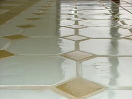 Concrete Super-Sealer Wax 1 qt For Cement, Stone, Mexican & Concrete Tile Floors image 4