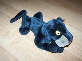 Disney The Jungle Book Bagheera Plush Black Panther Cat Stuffed Animal EUC - $24.00