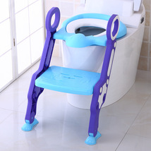 Toilet Step Trainer Ladder for Kid and Baby-Children Toilet Seat Chair - $39.00