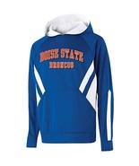 NCAA Boise State Broncos Men's Argon Hoodie, Large, Royal/White - $29.95
