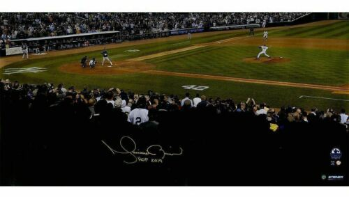 "Primary image for Mariano Rivera Signed 16x32 Yankees ""HOF 2019"" Big Signature Photo Steiner."